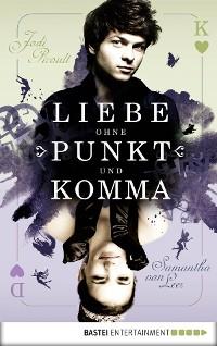 Cover Liebe ohne Punkt und Komma