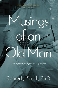 Cover Musings of an Old Man