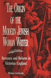 Cover Origin of the Modern Jewish Woman Writer
