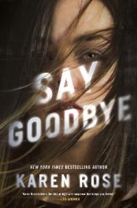 Cover Say Goodbye