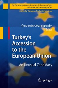 Cover Turkey's Accession to the European Union