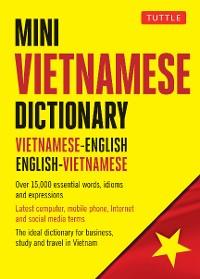 Cover Mini Vietnamese Dictionary