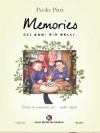 Cover Memories: gli anni più belli