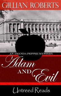 Cover Adam and Evil (An Amanda Pepper Mystery, #9)