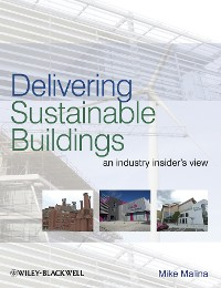 Cover Delivering Sustainable Buildings