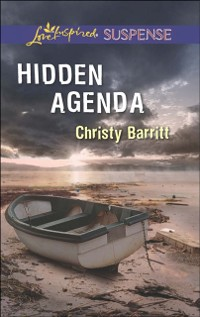 Cover Hidden Agenda (Mills & Boon Love Inspired Suspense)