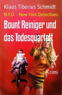 Cover Bount Reiniger und das Todesquartett