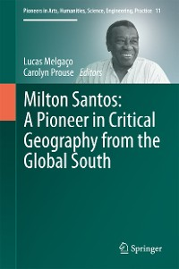 Cover Milton Santos: A Pioneer in Critical Geography from the Global South