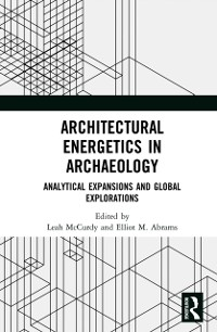 Cover Architectural Energetics in Archaeology