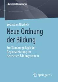 Cover Neue Ordnung der Bildung