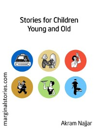 Cover Stories for Children Young and Old