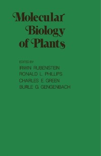 Cover Molecular Biology of Plants