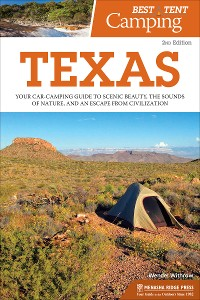 Cover Best Tent Camping: Texas