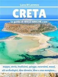Cover Creta - La guida di isole-greche.com