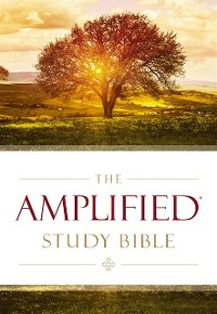 Cover Amplified Study Bible, eBook
