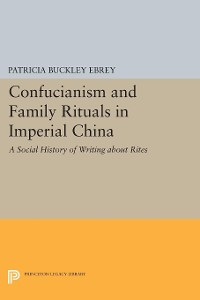 Cover Confucianism and Family Rituals in Imperial China