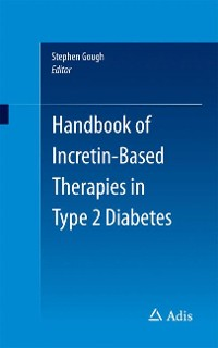 Cover Handbook of Incretin-based Therapies in Type 2 Diabetes