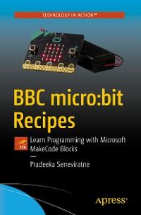 Cover BBC micro:bit Recipes