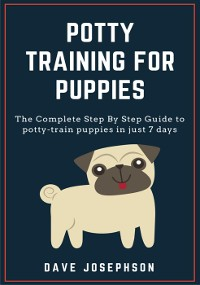 Cover Potty Training for Puppies
