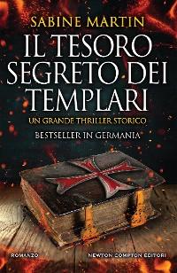 Cover Il tesoro segreto dei templari