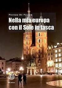 Cover Nella mia Europa con il Sole in tasca
