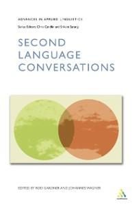 Cover Second Language Conversations