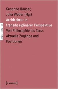 Cover Architektur in transdisziplinärer Perspektive
