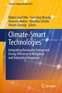 Cover Climate-Smart Technologies