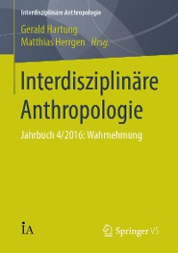 Cover Interdisziplinäre Anthropologie