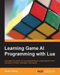Cover Learning Game AI Programming with Lua