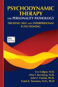 Cover Psychodynamic Therapy for Personality Pathology