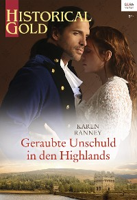 Cover Geraubte Unschuld in den Highlands