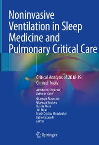 Cover Noninvasive Ventilation in Sleep Medicine and Pulmonary Critical Care