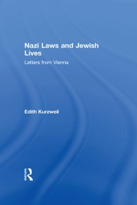 Cover Nazi Laws and Jewish Lives
