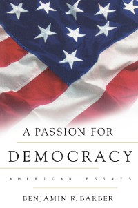 Cover A Passion for Democracy