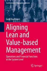 Cover Aligning Lean and Value-based Management