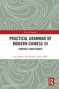 Cover Practical Grammar of Modern Chinese III