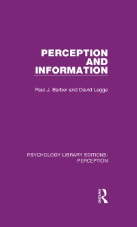 Cover Perception and Information