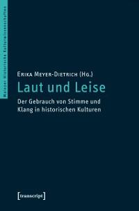 Cover Laut und Leise