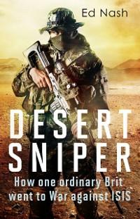 Cover Desert Sniper