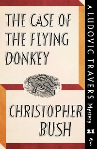 Cover The Case of the Flying Donkey