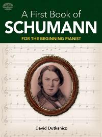 Cover A First Book of Schumann