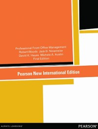 Cover Professional Front Office Management: Pearson New International Edition PDF eBook