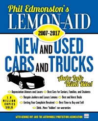 Cover Lemon-Aid New and Used Cars and Trucks 2007-2017
