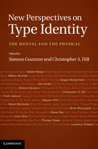 Cover New Perspectives on Type Identity