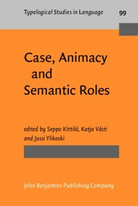 Cover Case, Animacy and Semantic Roles