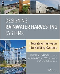 Cover Designing Rainwater Harvesting Systems