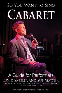 Cover So You Want to Sing Cabaret