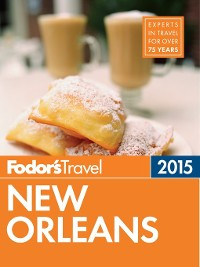 Cover Fodor's New Orleans 2015