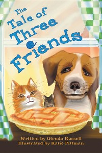 Cover The Tale of Three Friends